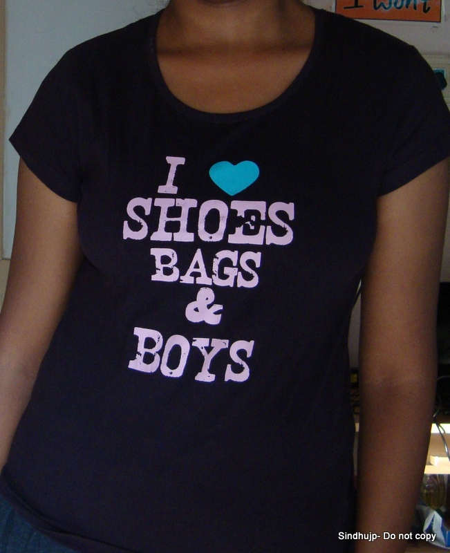My Quirky Tee Shirts