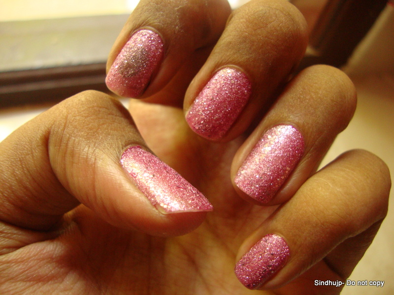 Maybelline Colorshow Glitter Mania - Matinee Mauve
