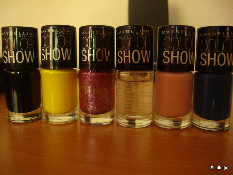 Mybelline Colorshow Collection