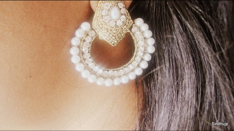 Traditional OOTD - Earring