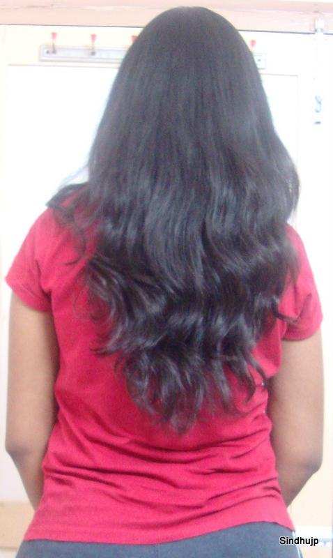 My Current Hair Length