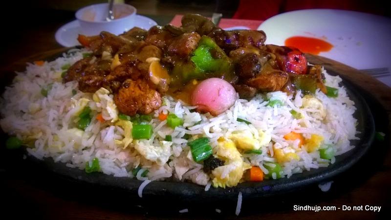Kobe Sizzlers - Phoenix Market City Chennai