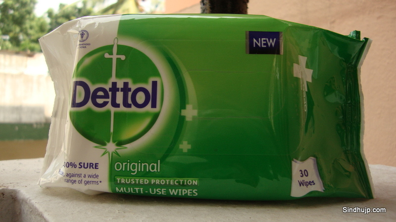 Dettol Multi Use Wipes
