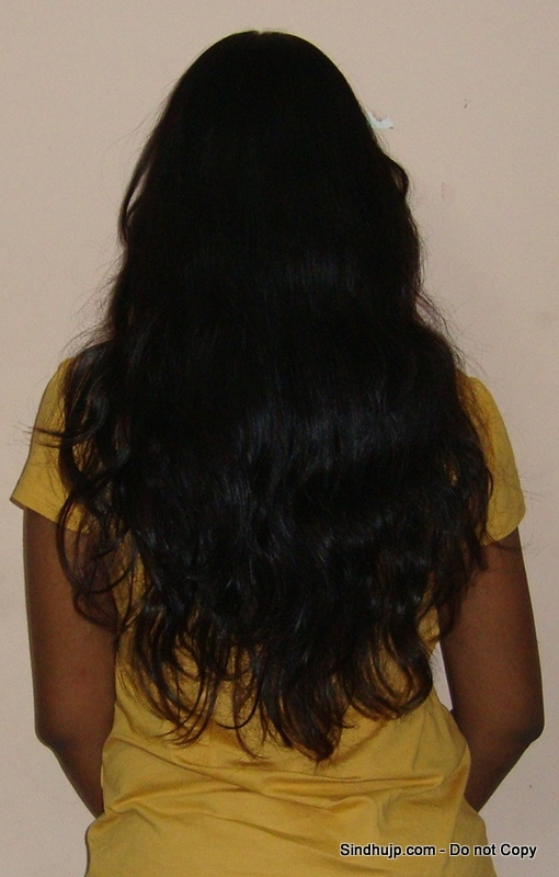 Current Length Of my hair