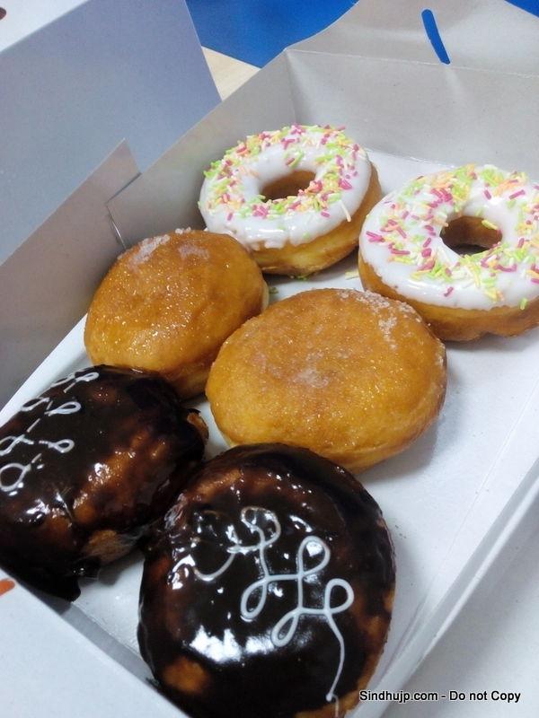 Dunkin' Donuts Chennai