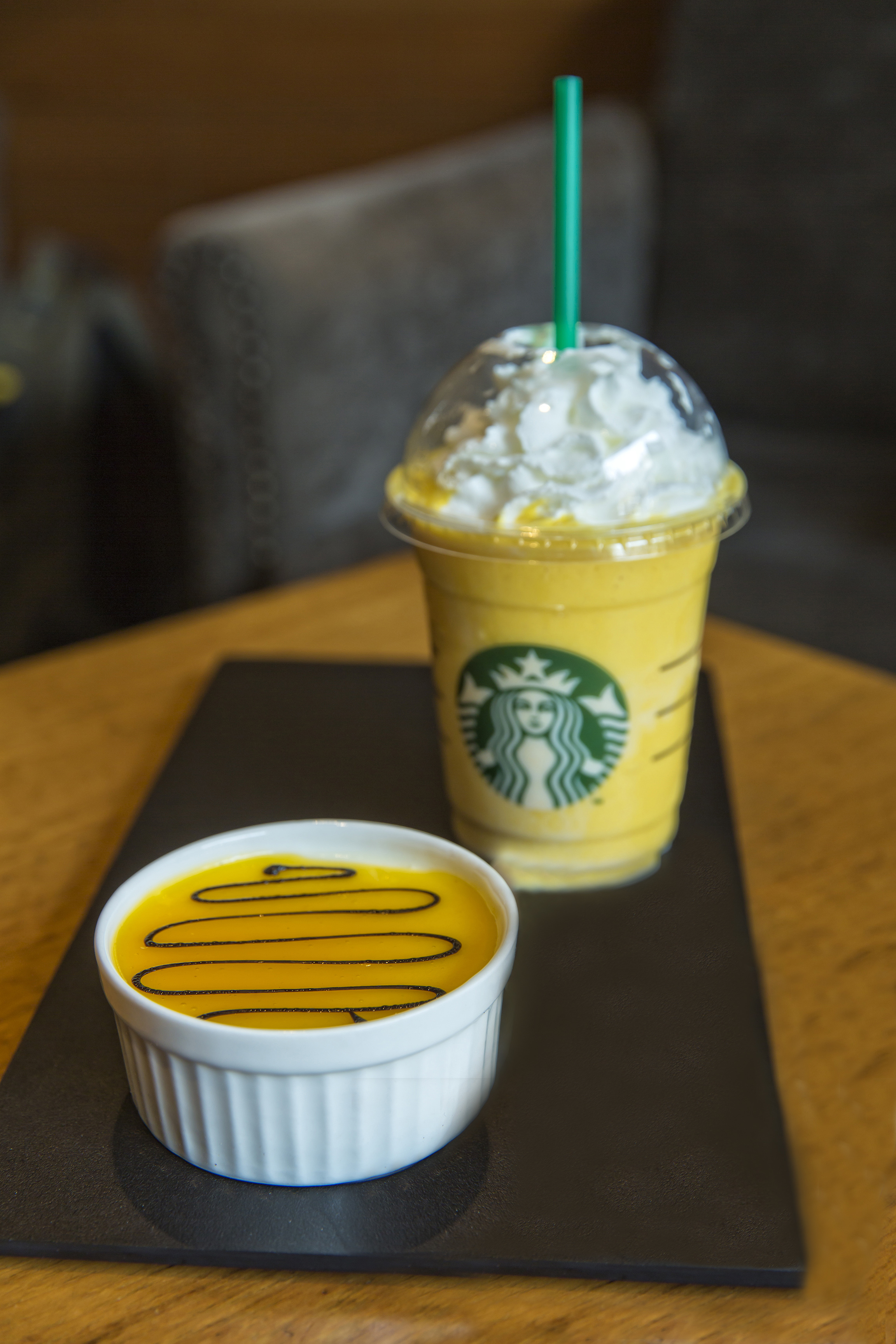Mango treats at Starbucks