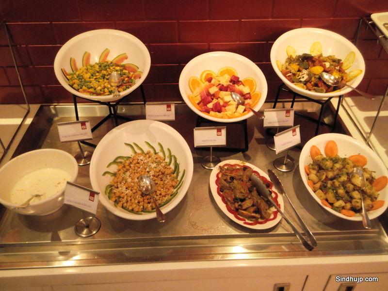 Salads Entree Ehotel buffet