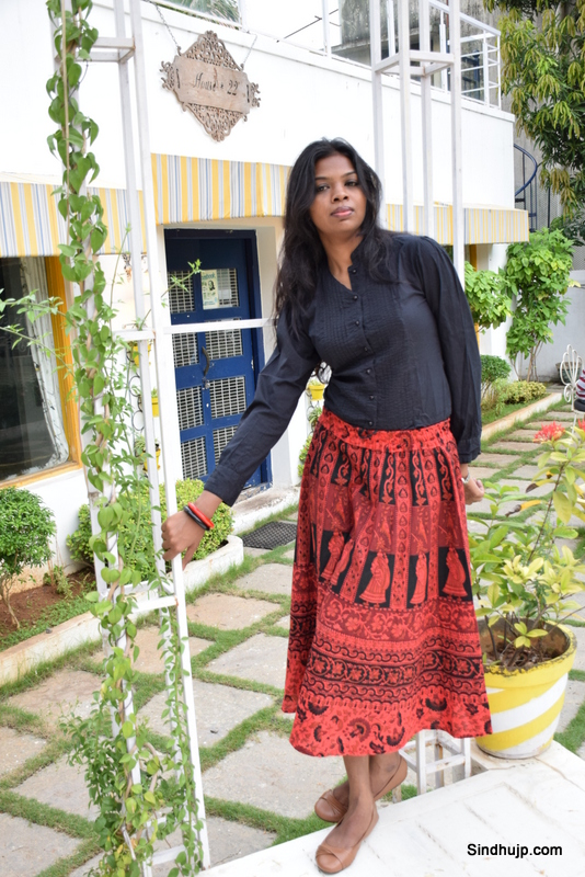 Ethnic skirts in chennai