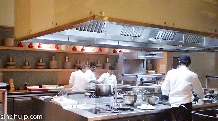 Live Kitchen Westin Velachery