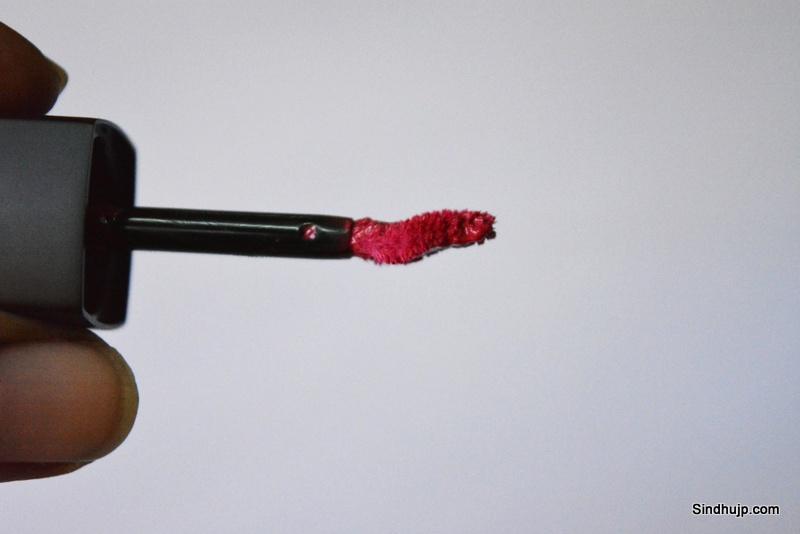 Maybelline velvet matte applicator