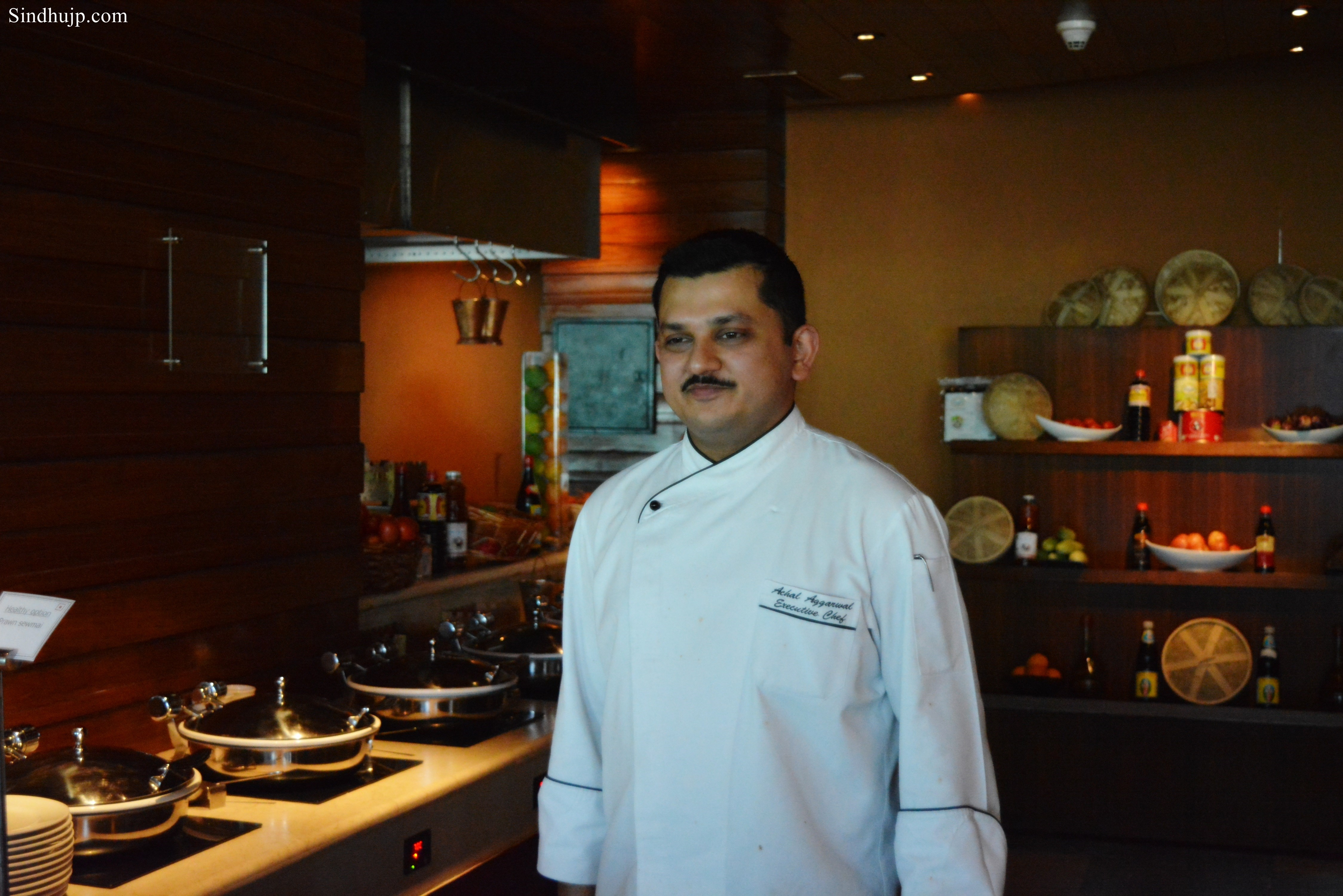 Chef Achal Agrwal
