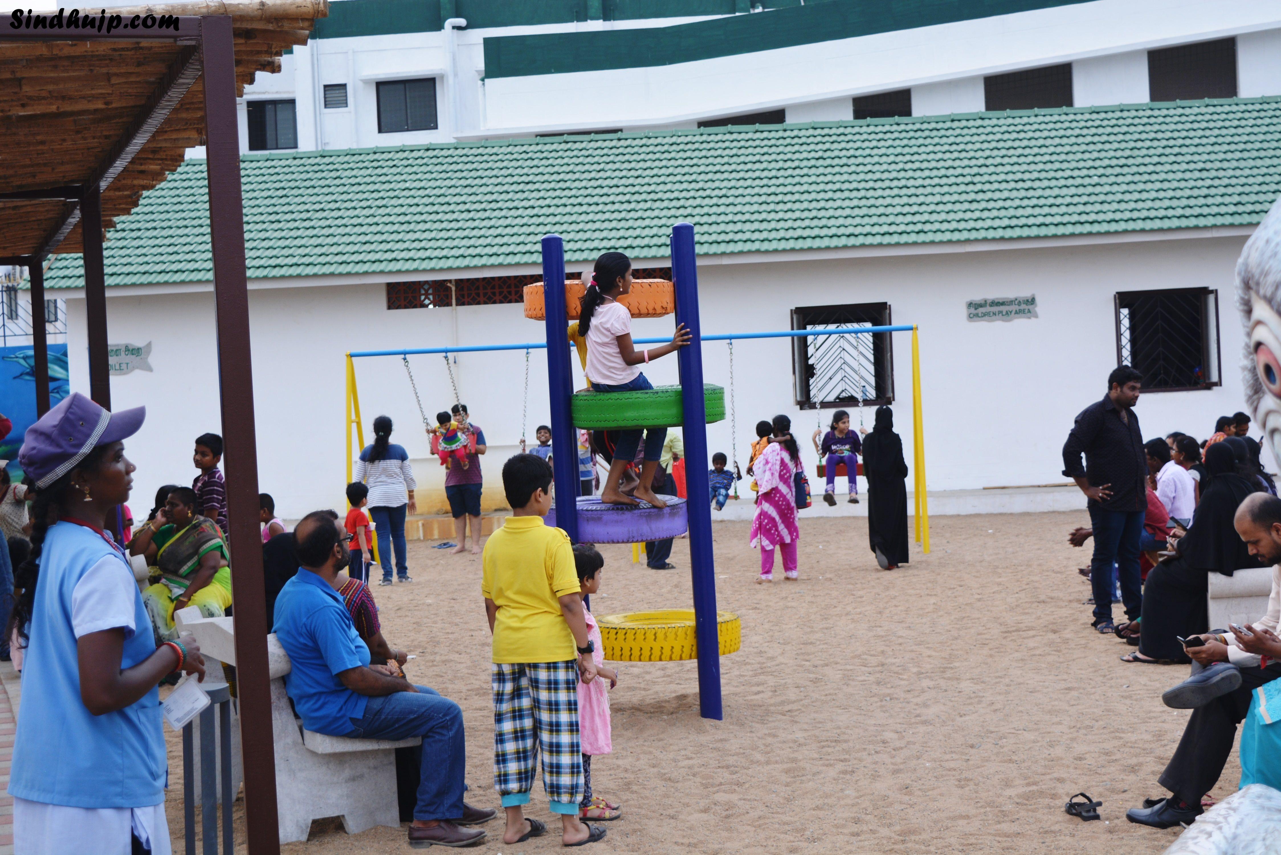 children park chetpet