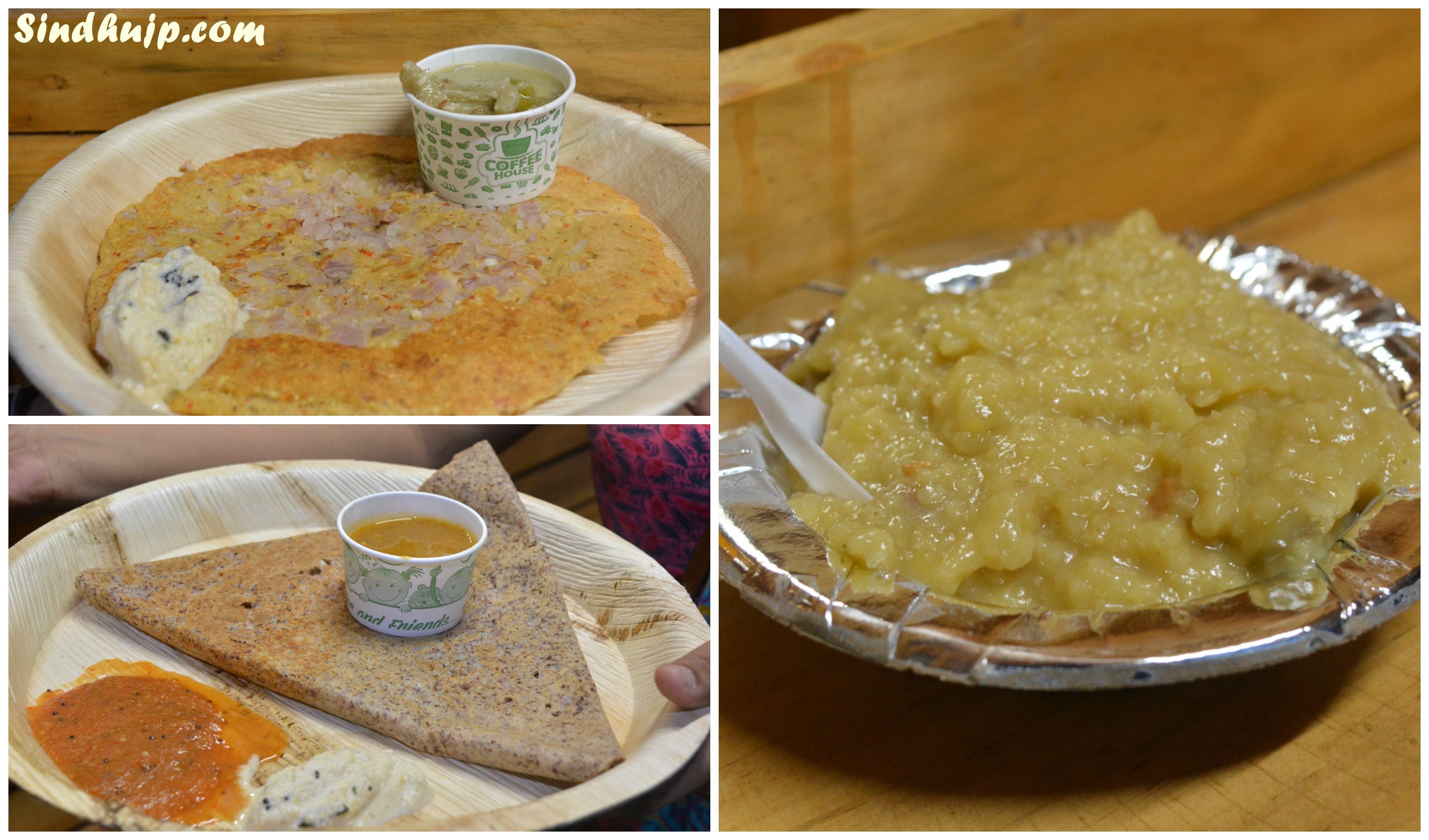 Ki.Mu Omr food street
