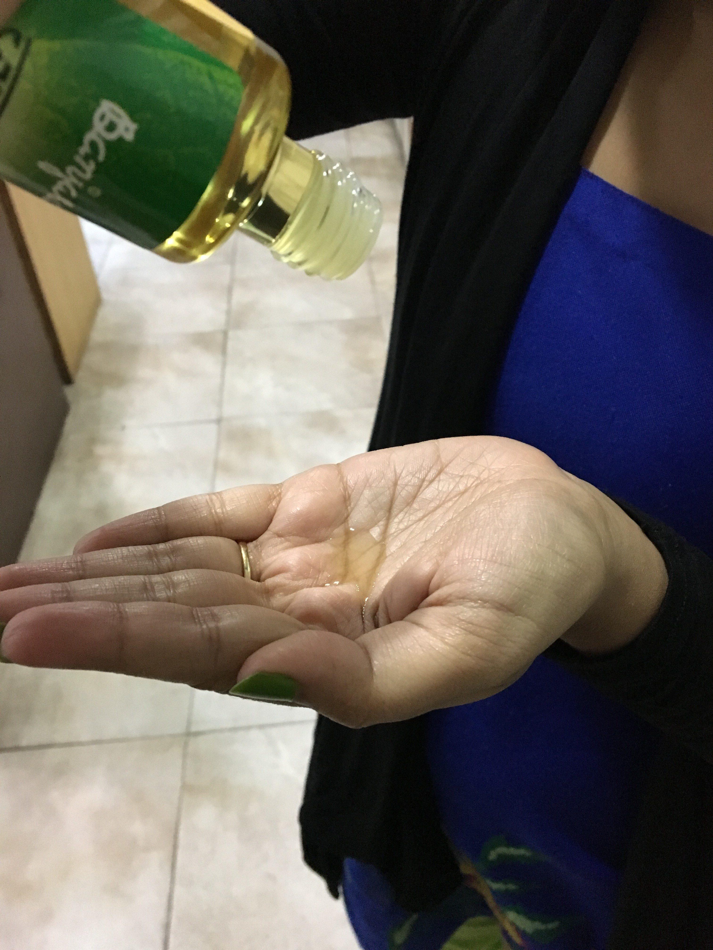 Banjaras Samvridhi hair oil