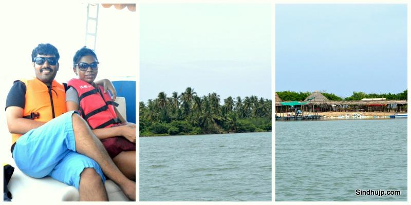 Chunambar backwater boating