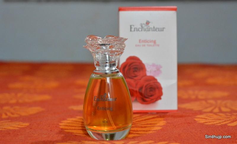 Enchanteur Eau De Toilette enticing