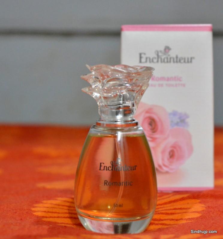 Enchanteur Eau De Toilette romantic