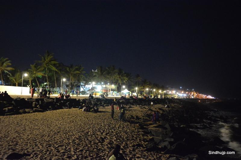 Gandhi Beach Pondicherry