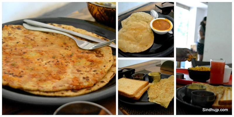 Restaurants in Auroville