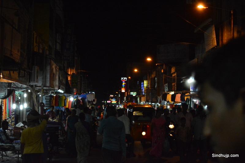 Sunday Market Pondicherry