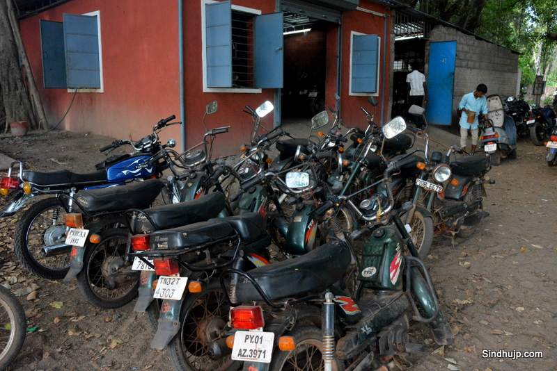 Two wheeler for rent in pondicherry