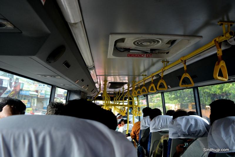 chennai to pondicherry bus