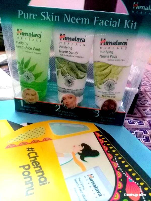 Himalayas Facial Kit