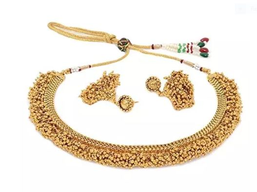 Kundan Traditional set youbella