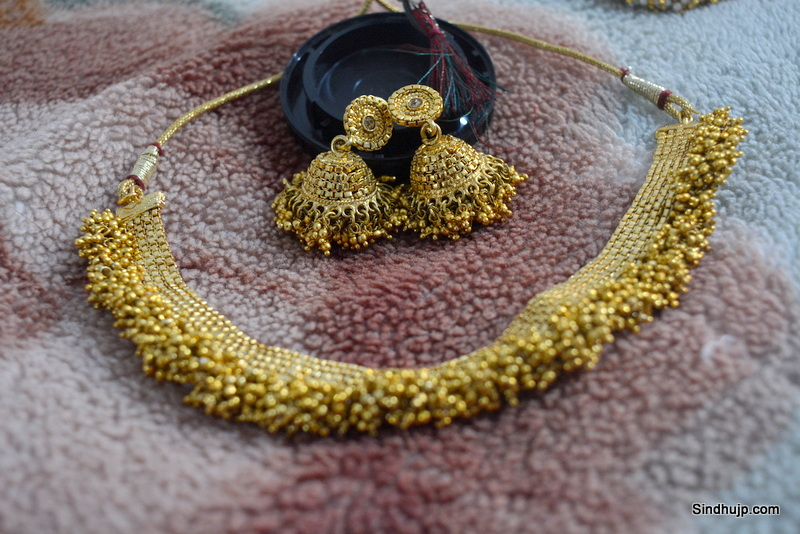 Kundan traditional set