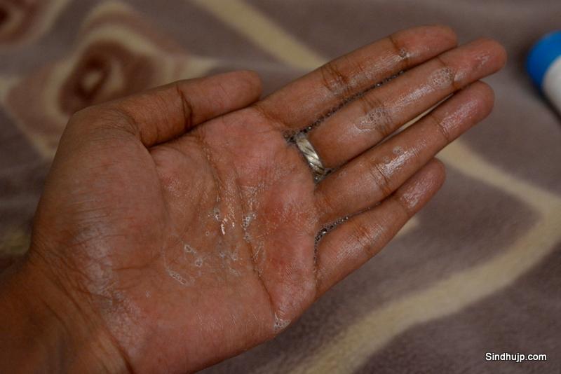 face wash for sensitive skin