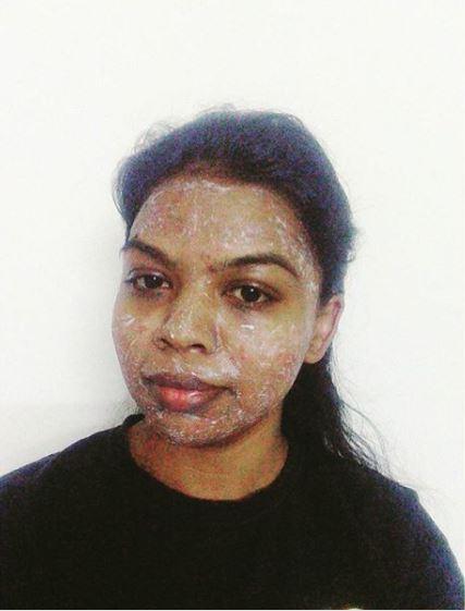 Wash Scrub Mask DIY