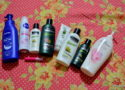beauty products empties