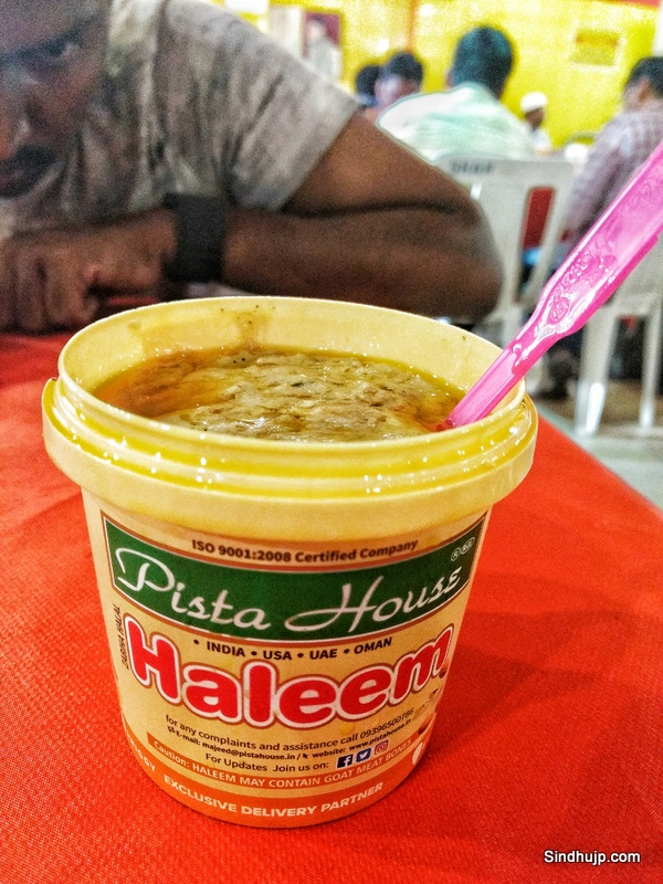 Pista House Haleem