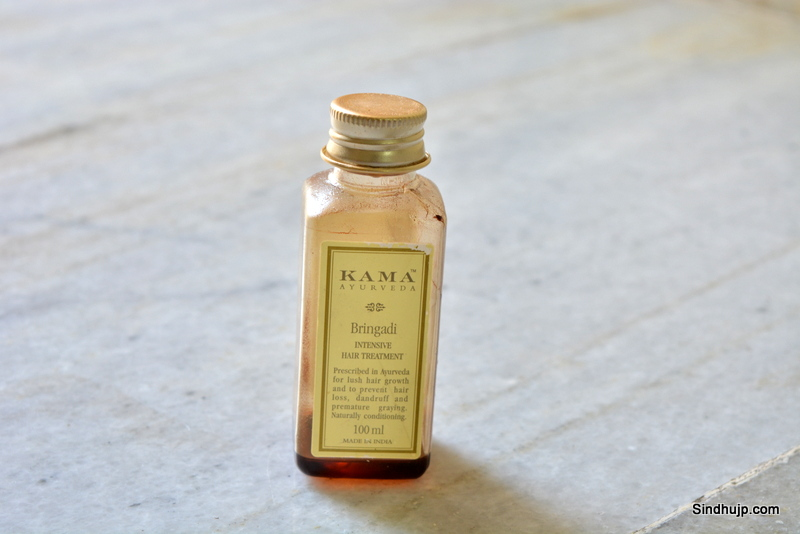 Kama Ayurveda Bringadi Intensive Hair Treatment review