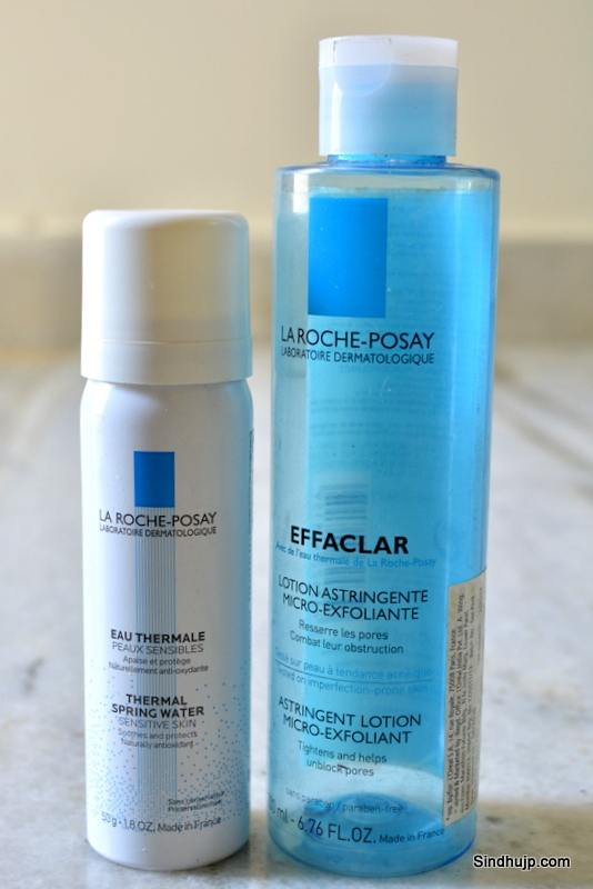 La Roche- Posay astringent and thermal spring water