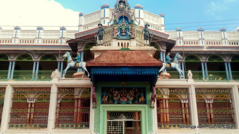 Athangudi Chettinad House