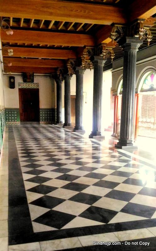 Athangudi chettinad palace