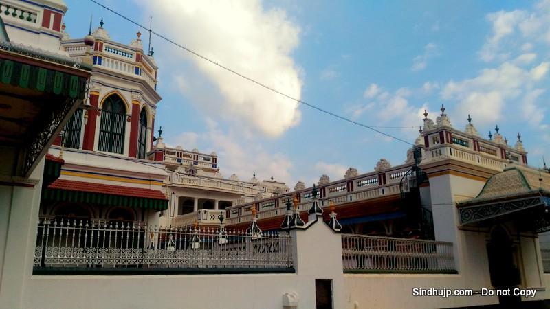 Kanadukathan Chettinad Palace