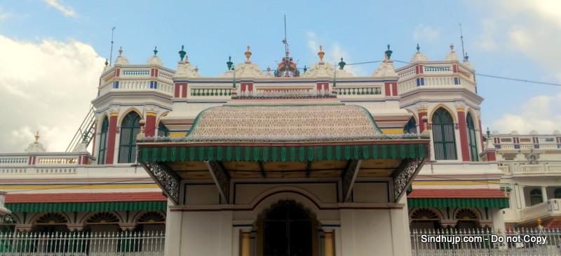 Kanadukathan palace karaikudi